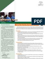 Rep. Peifer Fall Sportmens Newsletter