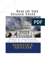 The Rise of the Insane State - What is Happening to the U.S. Economy?
