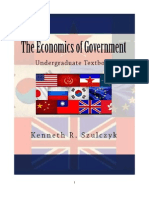 The Economics of Government