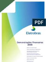 16Demonstrações Financeiras 2009