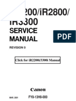 canon ir2200 ir2800 ir3300 service manual booting ip address rh scribd com Canon Ir3300 Specifications Canon Ir3300 Driver Windows 7