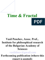 Time-Fractal