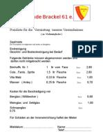Preisliste Vereinsh. Oktober 03 Nichtm.