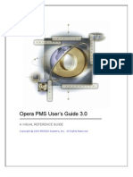 Opera 3 User Guide