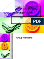 Project Manage