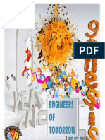 ENGINEERS of TOMORROW Sept-oct Issue (Genesis)