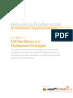 Netflow Basics and Deployment Strategies[1]