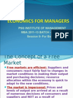Economics For Managers - Session 02