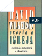 David Wilkerson exorta a Igreja - Portugues