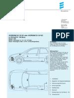 Hydronic 5 Einbaubeschreibung für Golf IV