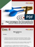 Plan Estratégico de Mercadotecnia