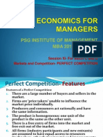 Economics For Managers - Session 11