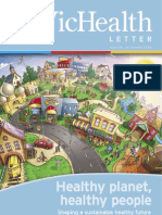 Healthy Planet, Healthy People