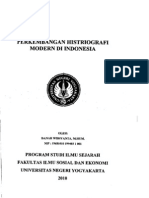 an Histriografi Modern Indo