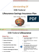 Lifesurance Savings Insurance Plan