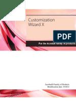 Customization Wizard