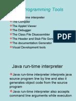 Java Programming Tools