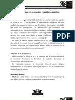 Reglas de Protocolo de los comités en español de IUSMUN 2011