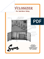 Cyclosizer