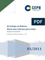 El Trabajo en Bolivia Web 10102011