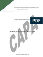 Exemplo de Estrutura Para Monografia