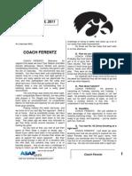 Coach Ferentz 10 18 11