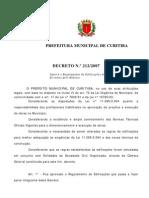 Decreto 212/2007 - Regulamento_de_Edificacoes