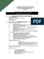 Decreto 212/2007_Anexo II - Apresentacao_do_Projeto