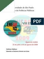 Projeto ENEAP 2009