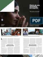 Diario de una periodista secuestrada