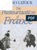 The Pasteurization of France Los Microbios Guerra y Paz