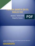 Tierra Santa en El Siglo XXI. PDF