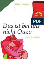 Sprachwitze