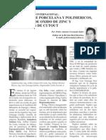 AISLADORES DE PORCELANA Y POLIMERICOS