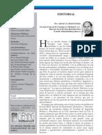 EDITORIAL REVISTA RED ELECTRICA No.1