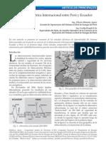 INTERCONEXION ELECTRICA INTERNACIONAL PERU ECUADOR