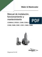 Manual de Operacion y Mantenimiento Bombas 3400