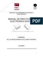 Manual de Practicas de Electronic A Digital