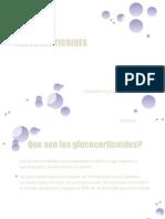 GLUCOCORTICOIDES y ores de Leucotrienos