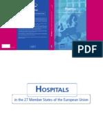 Hospitals in the Eu 2009(Copy3)