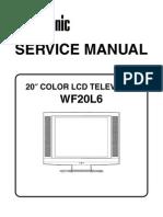 WF20L6 plana lcd
