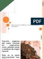 Quimica Suelo Materia Organica