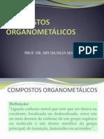 Organometálicos._
