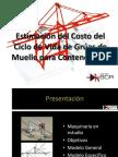 Presentacion Est Imac Ion Del Costo de Ciclo de Vida