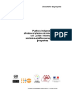 Afluentes Aguas del Delta nuestro Atlantico - Comisión Económica para América Latina y el Caribe (CEPAL) Indigenas...(...) y su titular original.