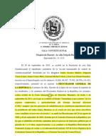 Sentencia Contra Leopoldo Lopez Dictada Por El TSJ