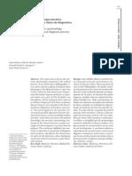 A epistemologia narrativa e o exercicio clinico do diagnostico