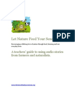 Let Nature Feed Your Senses