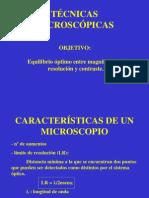 tecnicas de microscopia