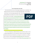 LI Written Feedback Report AT August 4